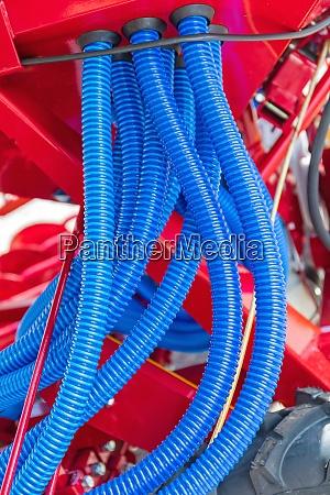 blue hose machinery