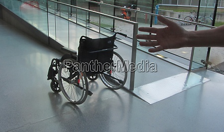 wheelchair symbol mobility and accessibility for