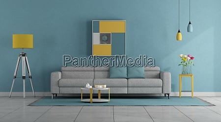modern pastel colors living room