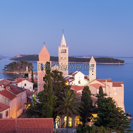 the churches of rab in