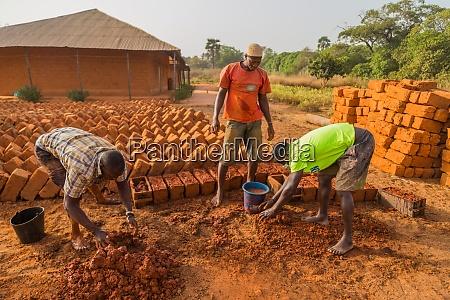 africa brick workers