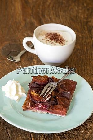 bavarian plum cake
