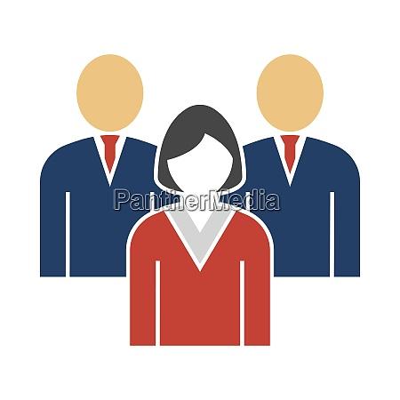 corporate team icon