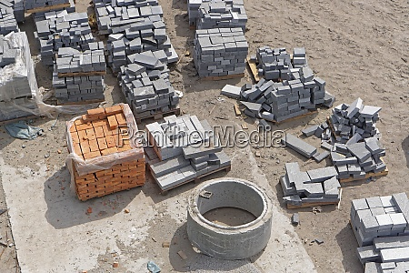 construction site material