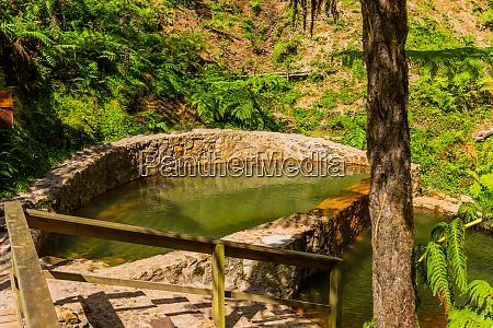 caldeira velha lakes