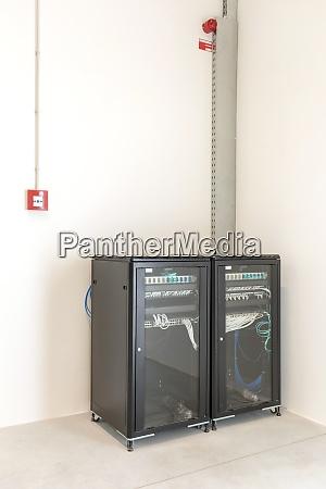 network rack room