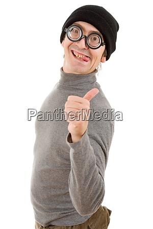 nerd guy