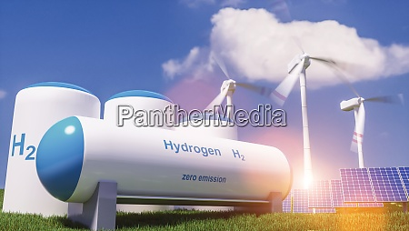 hydrogen renewable energy production hydrogen