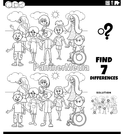 differences educational task with kids and