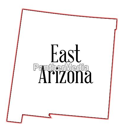 east arizona