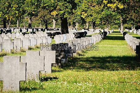 world war ii graves