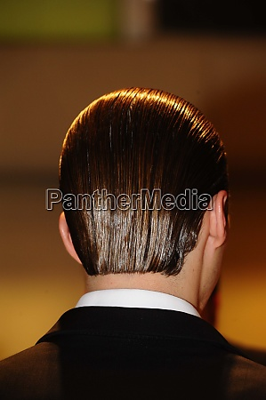 hairstyle of a human being