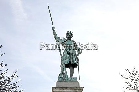 kaspar winzerer iii monument in bad