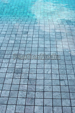 water swimming pool surface for background