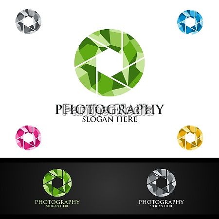 stone camera photography logo