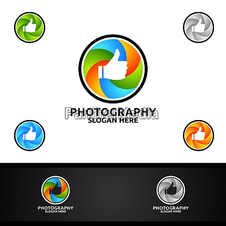 good camera photography logo