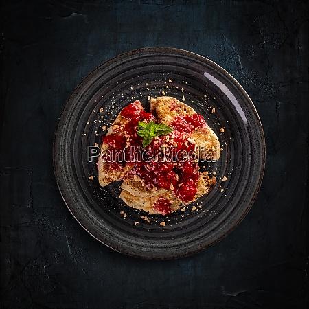 delicious thin pancakes
