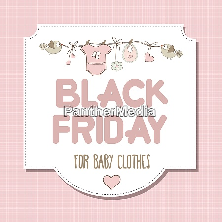 black friday banner for kids