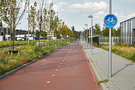 bicycle road way signs