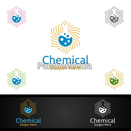 chemical science and research lab logo