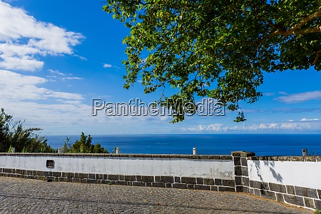 pisao viewpoint in sao miguel