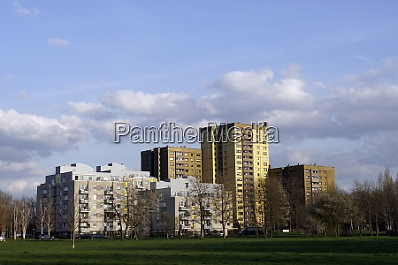 housing complex in cologne east cologne