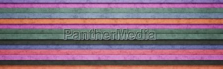 colorful horizontal stripes 3d pattern background