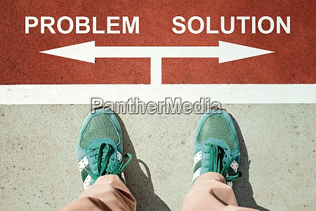 problem or solution dilemma