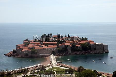 saint stephen resort island montenegro