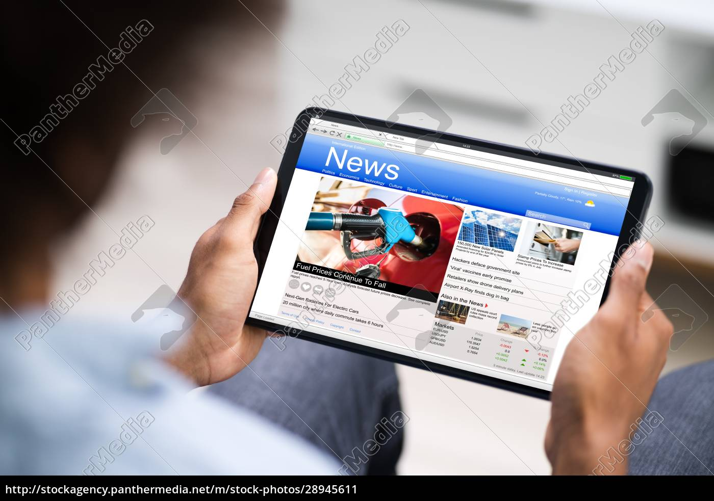 reading, electronic, news, articles - 28945611