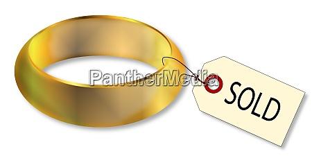 sold golden ring
