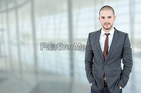 businessman at the office