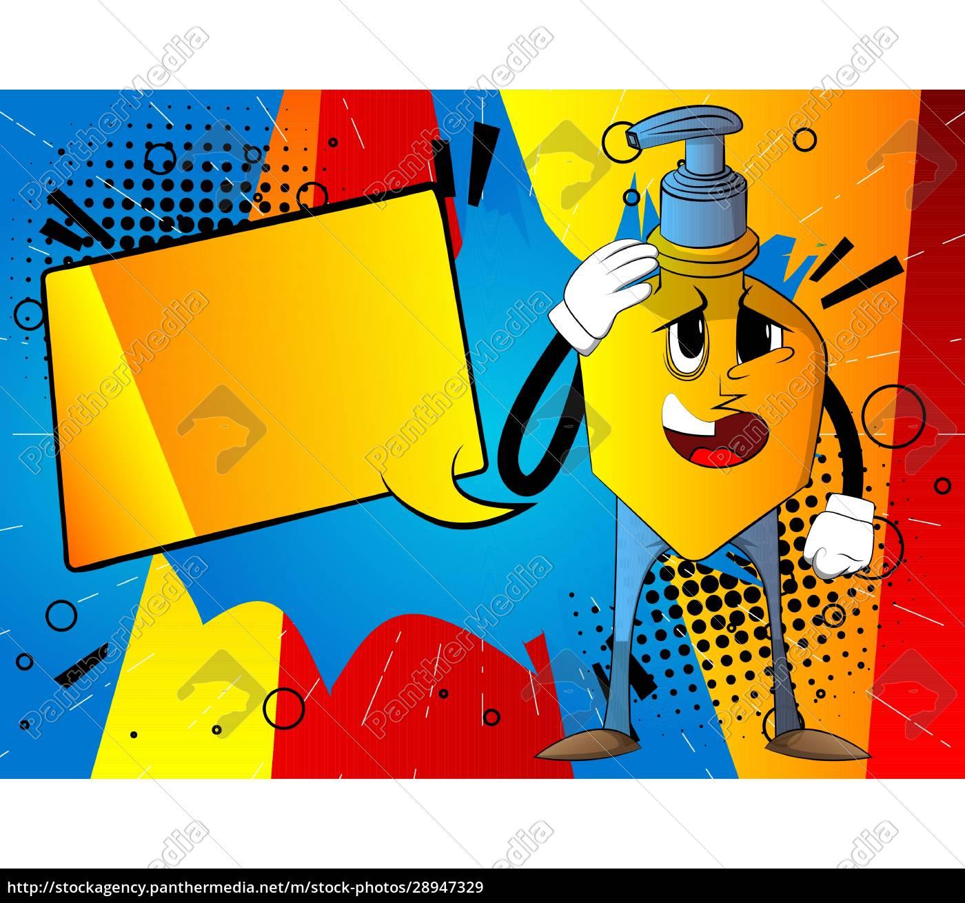 bottle, of, hand, sanitizer, gel, placing - 28947329