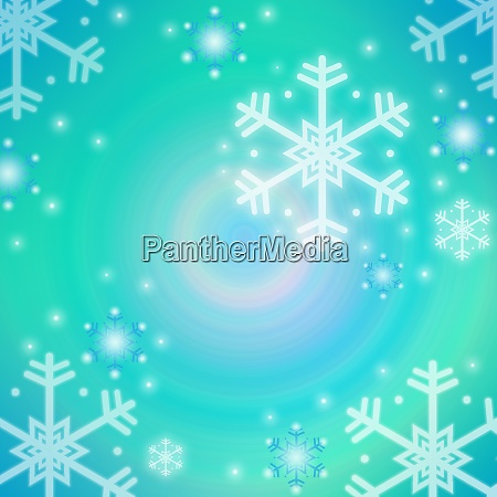 multiple color christmas background and white