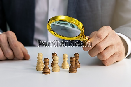 employee search recruitment hiring agency concept