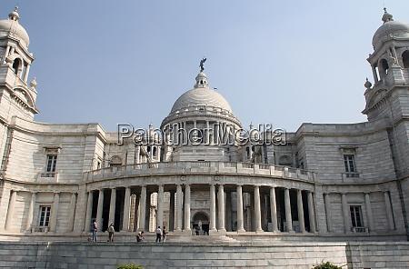 victoria memorial kolkata india