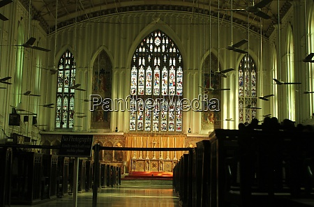 st pauls cathedral kolkata