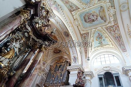 barocke st lorenz basilika kempten