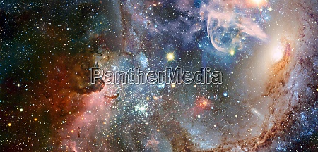 abstract space background elements of this