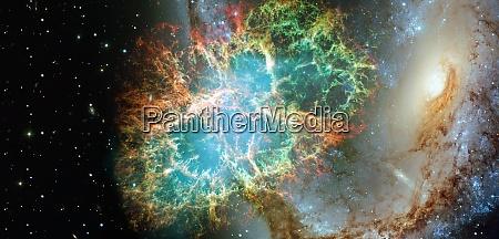 cosmic art science fiction wallpaper elements