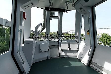skytrain cabin interior