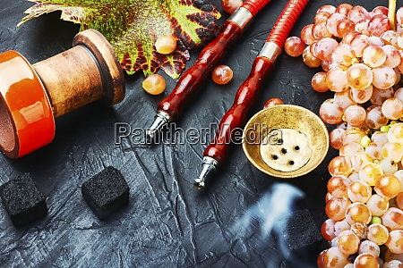 oriental smoking shisha