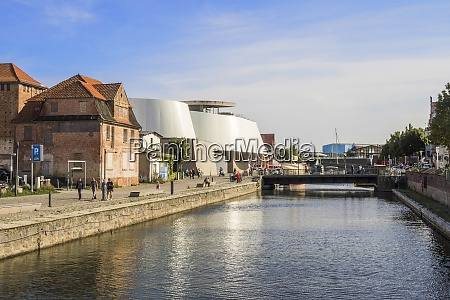 germany harbor of stralsund
