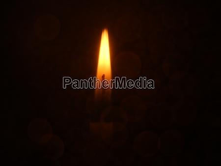 candle lighting light dark fire heat