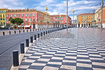 city of nice place massena square