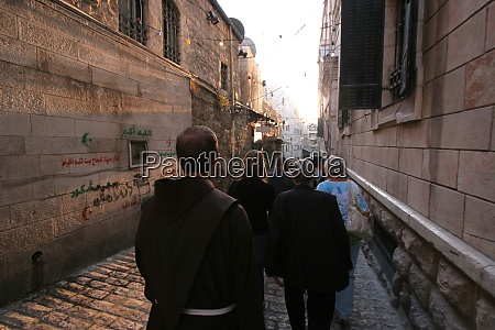 via dolorosa in jerusalem israel
