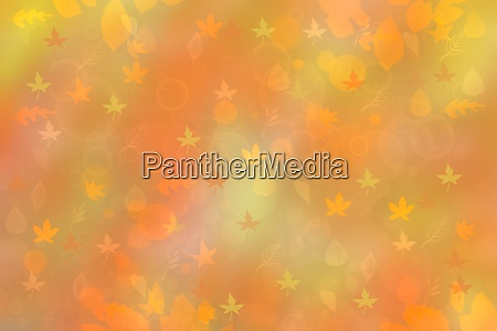 abstract autumn gradient gold yellow pink