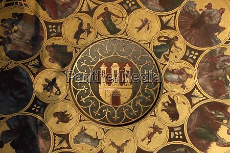 famous medieval astronomical clock in prague