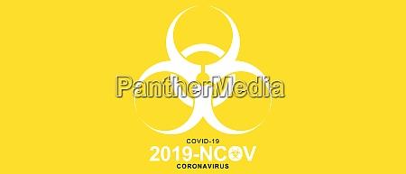 new covid 19 conoravirus outbreak 3d