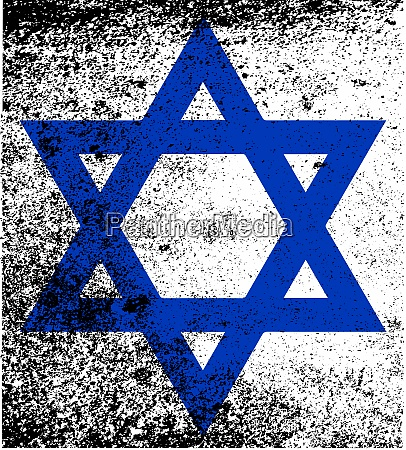 star of the flag of israel
